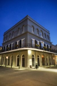 New Orleans Haunted Ghost Tour