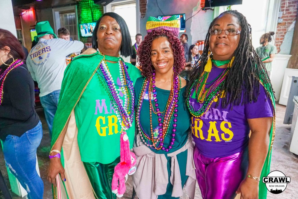Crawl New Orleans Mardis Gras Crawl 4