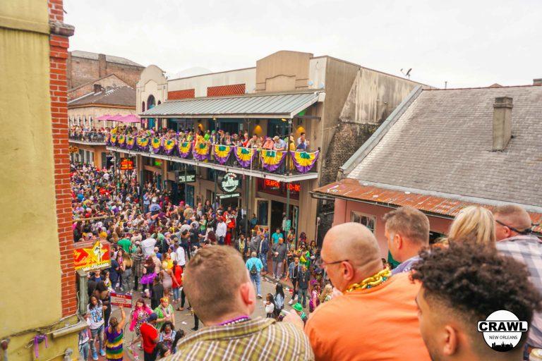 The Sunday Funday New Orleans Pub Crawl