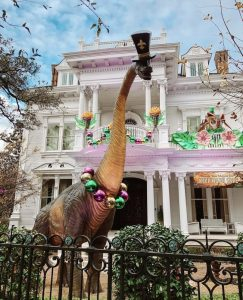 Mardi Gras 2021 House Float